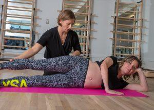 Boise Pilates for pregnancy, prenatal, postnatal