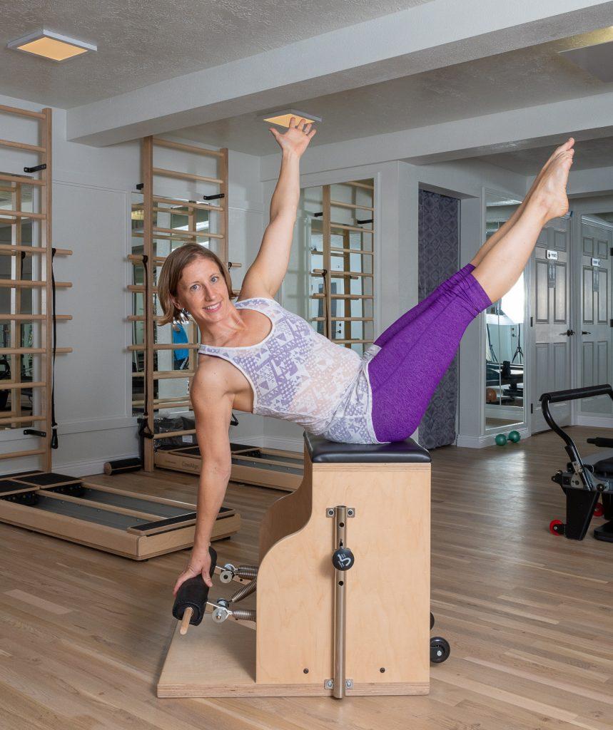 Lisa Kolesar, Pilates, Physical Therapy, Safe